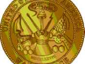 English: U.S. Department Of The Army Seal