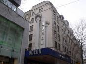 Odeon cinema, New Street, Birmingham