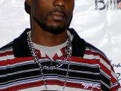 DMX at the 79th Annual Academy Awards Children Uniting Nations/Billboard afterparty.