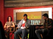 Ani DiFranco, RZA, and Steve Albini
