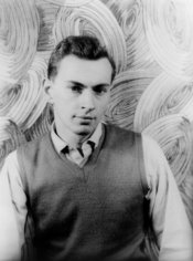 Gore Vidal at age 23, November 14, 1948