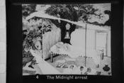 Arrest of Gandhi during the Salt Satyagraha, 1931.