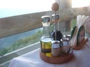 English: Vinegar & Olive Oil