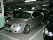 Hyundai Sonata N20 (Korea Domestic)