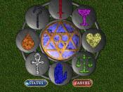 The Virtues Paperdoll interface Symbol in Ultima Online