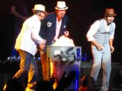 Backstreet Boys Concert