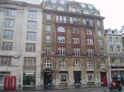 Barnard's Inn, London