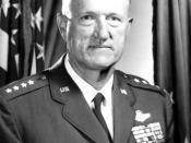 English: General Jack G. Merrell