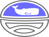 The International Whaling Commission logo.