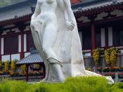 中文: 華清池楊貴妃入浴像