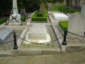 English: Winston Churchill's grave