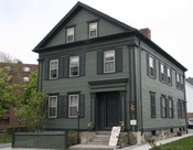 Lizzie Borden House (Bed Breakfast) (3535957840)