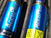 Some batteries contain toxic heavy metals, making recycling or proper disposal a high priority. These batteries are Dutch; the Netherlands openly encourages battery recycling. Hurd, David C. (1993). Recycling of consumer dry cell batteries . Park Ridge, N