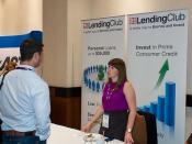 Lending Club Booth