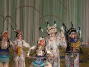 京剧《探谷·破敌》 Français : Opéra de Pékin