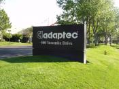 English: Adaptec Headquaters