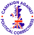 The Campaign Against Political Correctness logo