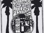Tennessee Williams/ New Orleans Literary Festival