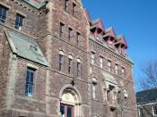 English: Olive Tjaden Hall at Cornell University.