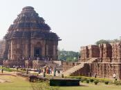 English: Sun Temple - Konark