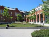 Queen's Business School - Goodes Hall