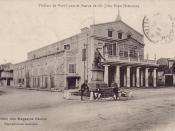 Mauritius, Port Louis: Theatre