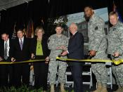 Army supercomputing center signals growth in Soldier protection solutions