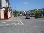Central Markethill, County Armagh, Northern Ireland