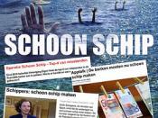 Nederland Maakt Schoon Schip en Vaart Vrolijk Verder