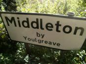 Middleton by Youlgreave, Derbyshire