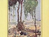 Front cover of 'Rubaiyat of Omar Khayyam' translated by Edward Fitzgerald, illustrated by Willy Pogány