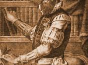 Garcilaso de la Vega, Spanish poet.