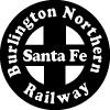 BNSF logo adopted in 1996