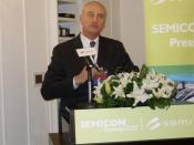Jonathan Davis, Executive Vice President of SEMI Global Headquarters.