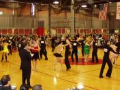 Latin dancing (intermediate) at the 2006 MIT Ballroom Dance Competition