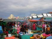 Filipino Market, Kota Kinabalu, Sabah, Malaysia, Borneo