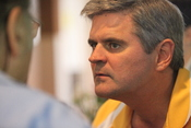 English: Steve Case, founder of AOL at Kinnernet in Israel on May 9, 2009