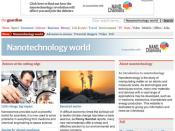 Nanotechnology world | The Guardian