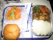 English: One of the Economic Class Inflight menus.jpg