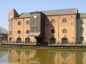 English: Wigan Pier.