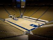 English: Marriott Center at Brigham Young University.