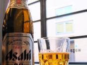 Asahi Super Dry (lager beer)