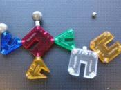 English: Magnetix toy with broken magnets from Rose Art Industries Inc., of Livingston, N.J. Image from U.S. Government Consumer Product Safety Commission recall notice. URL: http://www.cpsc.gov/cpscpub/prerel/prhtml06/06127.html