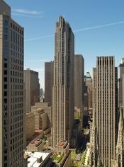 GE Building New York