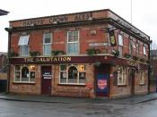 The Salutation public house in Higher Chatham Street