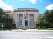 Old Pinellas County Courthouse, in Clearwater, Florida