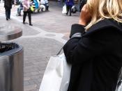 Telephone Conversation at Knightsbridge