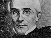 Caleb Mills, American educator, 1806-1879