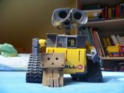 Danbo und WALL·E