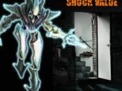 Metroid Prime 3's Rundas presents Shock value